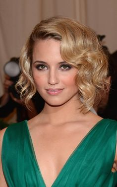 Dianna Agron at the Met Ball Costume Institute Gala. Simply stunning.