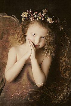 Vintage fairy