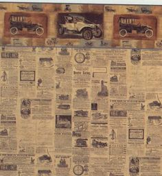 old newspaper printables | Newspaper Print : Miniature Dollhouses & Doll House Supplies | Earth ...