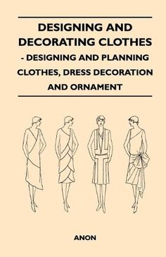 Designing And Decorating Clothes – Designing « Library User Group