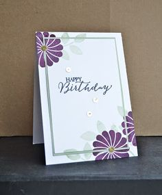 Crazy about... Crazy About You by Stampin' Up!