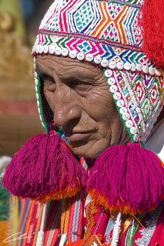 PERU'- Cuzco - Anziano quechua | Flickr - Photo Sharing!