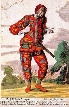 Клод Гийо. Арлекин Маттейс Нево (1647-1726). Освещенная комната Антуан Ватто. Арлекин, повелитель Луны 1707 Антуан Ватто. Арлекин и Коломбина.1716-1718 Антуан Ватто.…