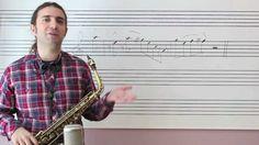 Pablo Castaño - Articulación no Saxo Jazz