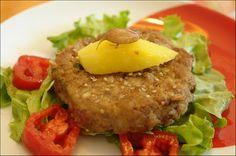 Hoje para jantar ...: Hamburguer Caseiro - O Melhor Hambúrguer do Mundo ...