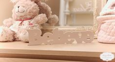 Believe- decorative letters