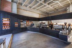 Cafetería Kearny / jones | haydu