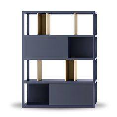 Shelving & Media Furniture KAI - Treku Kai Collection Living & Dining Room Work Spaces Jean Louis Iratzoki