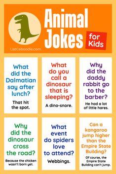 Kids Jokes And Riddles, Funny Jokes For Kids, Good Jokes, Funny Family Jokes, Children Jokes, Kids Humor, Funny Riddles, Toddler Activities, Activities For Kids