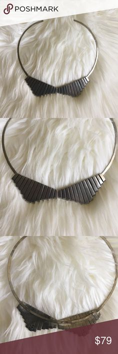 Bandit Collar by The 2 Bandits Great choker style necklace. Check out the other pieces from the line The 2 Bandits Jewelry Necklaces