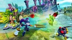 Skylanders Trap Team Review