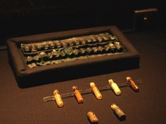 Titanic...Vials found in a case belonging to Aldalphe Saalfeld a german born perfumer