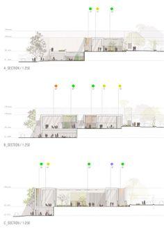 Be'er Sheva Adult Care Center - STL Architects
