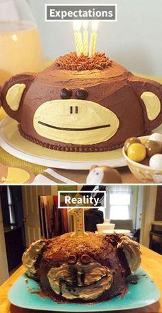 Super Funny Fails Nailed It Scary Ideas Cooking Humor, Food Humor, Funny Food, Cooking Games, Funny Fails, Funny Memes, Pin Fails, Memes Humor, Jokes