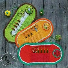 above - # - Crochet Ruana – Irish Lace. Crochet Diy, Crochet Tools, Love Crochet, Crochet Gifts, Crochet Projects, Crochet Hook Case, Crochet Stitches, Crochet Patterns, Crochet Needles