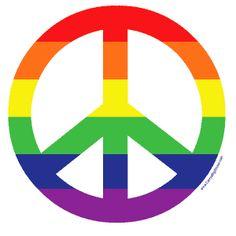 pride Symbol for gay