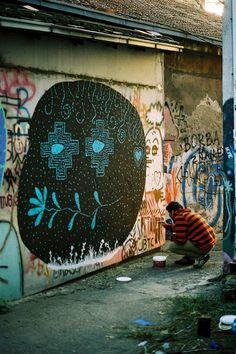 Murals - Sretan Bor
