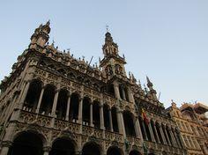 La Grand Place de Bruxelles Belgique
