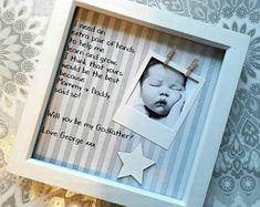 Godmother Frame Gift For Godparents Christening Gifts Godfather Gifts, The Godfather, Baptism Party, Christening Gifts, Naming Ceremony, Church Ceremony, Fairy Godmother, Godmother Ideas, Godchild