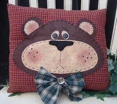 patchwork infantil urso - Pesquisa Google