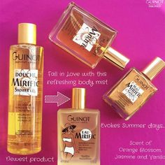 Come in to try the newest member of the Mirific family -the skin freshness body mist! Refreshes and protects the skin a long-lasting sunny revitalising fragrance. Optimal formula compatible with sun exposure. #nofilter #new #perfume #sunshine #holidays #summerready