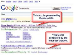 Meta elements are tags used in HTML or XHTML documents to provide structured metadata about a Web page. They are part of a web page's head section. Multiple Meta elements with different attributes can be used on the same page. Meta elements can be used to specify page description, keywords and any other metadata not provided through the other head elements and attributes.