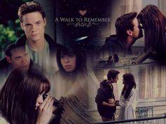 """°ºø•❤•❀•""""Un paseo para recordar""""•❀•❤•øº°  ✧""""Jamie me salvó la vida. Ella me lo enseñó todo. Lo que sé de la vida, la esperanza y el largo camino a recorrer. Siempre la echaré de menos. Pero nuestro amor es como el viento: no puedo verlo pero sí sentirlo""""✧  ✧Landon (Shane West) en """"Un paseo para recordar""""..(2002)✧  Un paseo para recordar."""