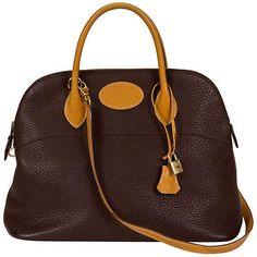 f50ff8a4e3ca HermAs Brown Naturel Bolide Bag - Vintage Lux  natural brown combination  Hermes