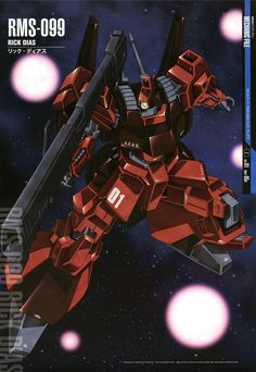 GUNDAM GUY: Mobile Suit Gundam Mechanic File - Wallpaper Size Images [Part 8]