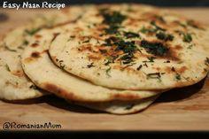 Easy Naan Bread Recipe