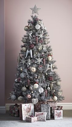 wilkos grey christmas tree - Google Search | add some sparkle ...