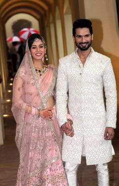 Meet Mr and Mrs Kapoor: Shahid and Mira's first snap as a couple | PINKVILLA