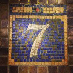 7. (7 Ave, BMT Flatbush Ave. line)