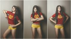 HEROINS by iancarlo reyes, via Behance