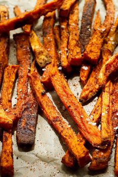 """NYT Cooking: These addictive seasoned """"fries"""" from Mark Bittman are actually baked."""