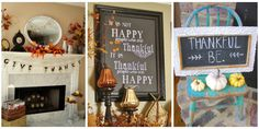16 Thanksgiving Decorations That Will Make You Feel Thankful