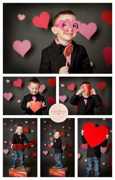 Valentines Day Backdrop