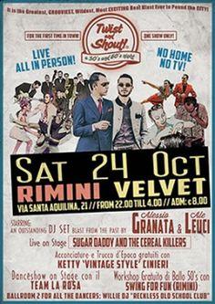La discoteca più polifunzionale della Riviera ti aspetta per una serata indimenticabile in puro stile Rock.