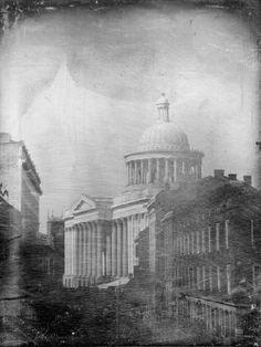 (1842-52) St. Charles Hotel - New Orleans, LA
