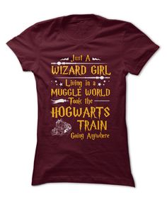 Don't Stop Believing in Harry Potter and Journey! This witty shirt shows you're a true fan of JK Rowling's iconic series and the legendary band, Journey. Available in maroon and black colors, also as a hoodie or tank top. <3<3