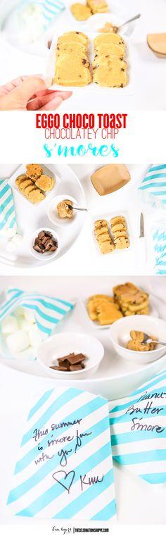 Eggo Choco-Toast S'M