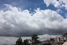 que el cielo no se intente caer! Quito Ecuador Paisaje Fotografía