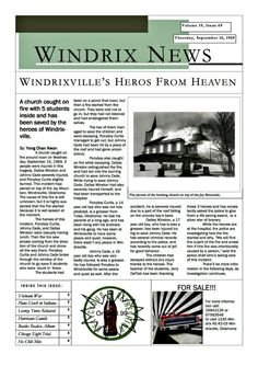 The Outsiders - Writing Task - Newspaper Article - Point of View - Through this writing task students learn the elements and stylistic features of a newspaper article as well as gain a better understanding of literary point of view. Includes: task sheet, rubric, mini-lessons on news article writing, and numerous student samples. $