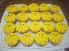Easter cupcakes / chic cupcakes