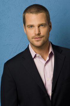 Chris O'Donnell- G. Callen in NCIS LA