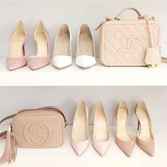 nude chic pumps- Nude classy pump shoes http://www.justtrendygirls.com/nude-classy-pump-shoes/
