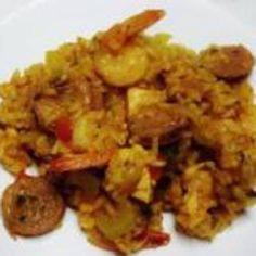 What's in Miss Kay's Jambalaya she's always cooking on 'Duck Dynasty?'