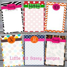 personalized notepads for everyone personalized notepads for