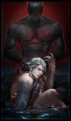 Bloodbathroom by Dragonfly1212.deviantart.com on @DeviantArt