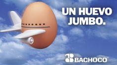 """UN HUEVO JUMBO"" / Espectacular / Fuente: Bachoco"